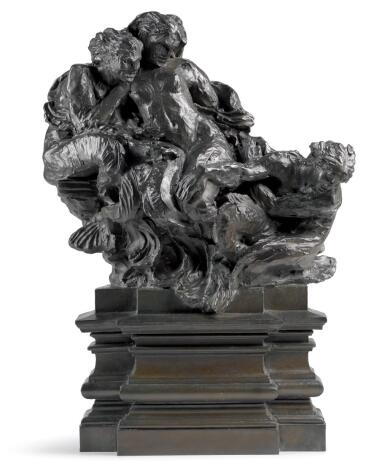 HENRY POOLE | MAQUETTE WITH NEREIDS