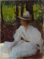 Ellen in the Woods