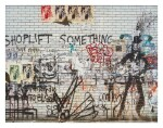 HANK O'NEAL   SHOPLIFT SOMETHING, MAY 10, 1986