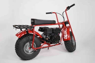 View 6. Thumbnail of Lot 9. SUPREME COLEMAN CT200U MINI BIKE.
