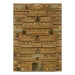 A MONUMENTAL MICROGRAPHIC BIBLICAL PLAQUE, LEVI DAVID VAN GELDER, LONDON: 1859