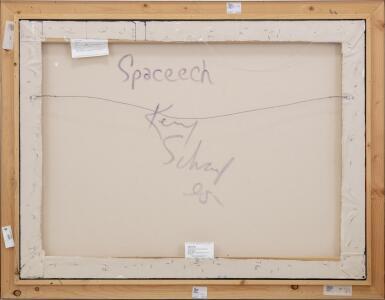 View 3. Thumbnail of Lot 506. KENNY SCHARF 肯尼·沙夫 | SPACEECH.