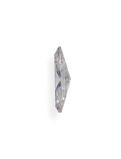 View 4. Thumbnail of Lot 6. A 1.51 Carat Marquise-Shaped Diamond, E Color, Internally Flawless.