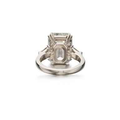 View 3. Thumbnail of Lot 64. Diamond Ring.