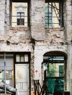 Stéphane Couturier | Dresden Râhnitzgasse, 1997