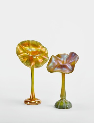 """View 2. Thumbnail of Lot 19. TIFFANY STUDIOS 