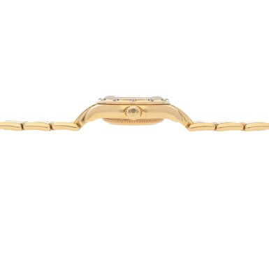 View 5. Thumbnail of Lot 194. PEARLMASTER, REF 69318 YELLOW GOLD AND DIAMOND-SET WRISTWATCH WIHT DATE AND BRACELET CIRCA 1995.