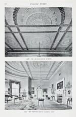 Tipping, English Homes, 1920-1937, 9 volumes