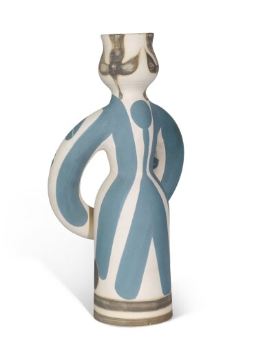 View 2. Thumbnail of Lot 38.  PABLO PICASSO | LAMPE FEMME (A. R. 299).