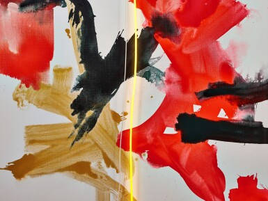 View 4. Thumbnail of Lot 139. Mary Weatherford 瑪麗·韋瑟福德 | Bird of Paradise 極樂鳥.