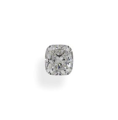 A 1.11 Carat Cushion-Cut Diamond, G Color, VS1 Clarity