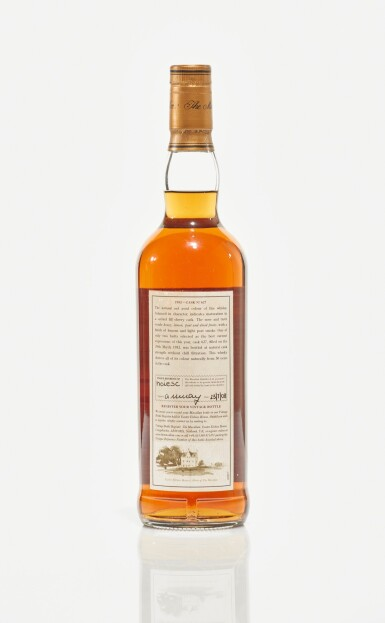 View 2. Thumbnail of Lot 8. The Macallan Fine & Rare 50 Year Old 50.8 abv 1952 (1 BT70cl).