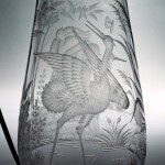 A VICTORIAN SILVER-MOUNTED CLARET JUG | W. & G. SISSONS, SHEFFIELD | 1881