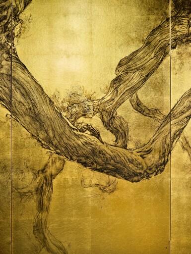 View 5. Thumbnail of Lot 1030.  Li Huayi  李華弌   Free Mind in Peace (I) 逸意寧遠(一).