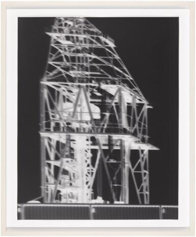 View 2. Thumbnail of Lot 183. Kvaerner Drilling Tower: November 29, 2000.