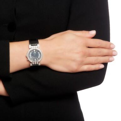 View 4. Thumbnail of Lot 122. Harry Winston | Lady's diamond wristwatch, 'Premier'.