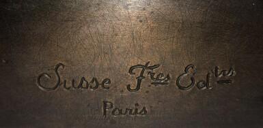 View 4. Thumbnail of Lot 19. LOUIS-ERNEST BARRIAS | LA NATURE SE DÉVOILANT DEVANT LA SCIENCE (NATURE REVEALING HERSELF TO SCIENCE).