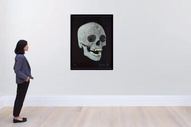 View 4. Thumbnail of Lot 13. For the Love of God: The Diamond Skull   獻給上帝的愛:鑽石骷髏頭.