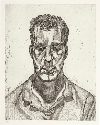 View 1. Thumbnail of Lot 104. LUCIAN FREUD | KAI (H. 45; F. 64).
