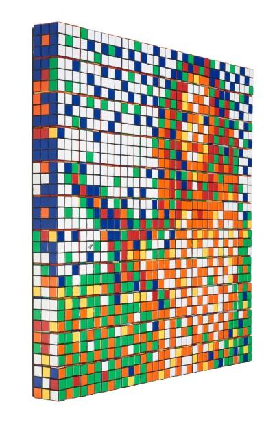 View 2. Thumbnail of Lot 5. Rubik Blind Faith.