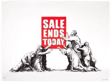 BANKSY | SALE ENDS (V. 2)