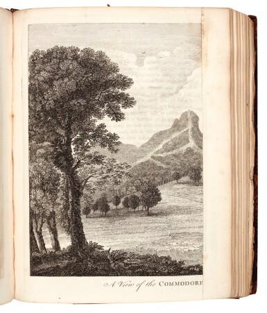 Anson | A Voyage Round the World, 1748