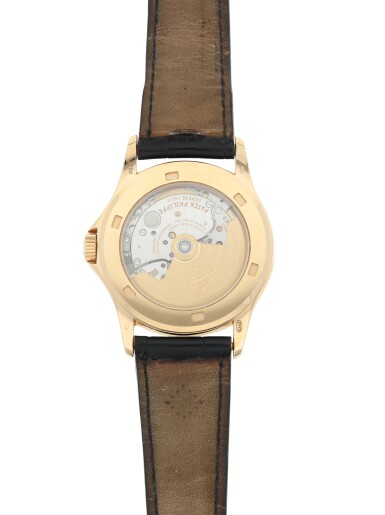 View 6. Thumbnail of Lot 26. PATEK PHILIPPE   REFERENCE 5127  A PINK GOLD WRISTWATCH WITH DATE, MADE IN 2007.