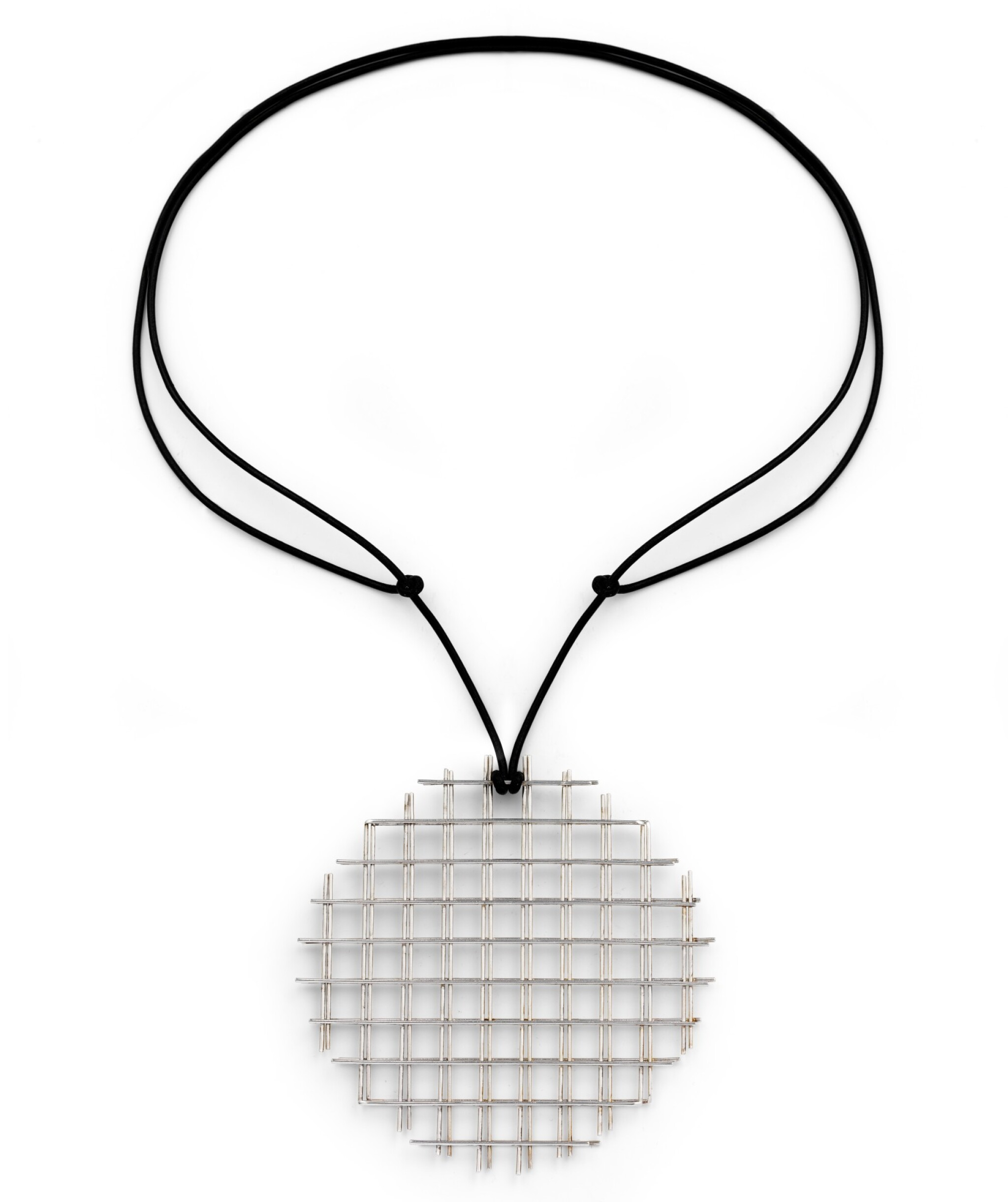 View full screen - View 1 of Lot 30. François Morellet, Necklace [Collier], 2011.