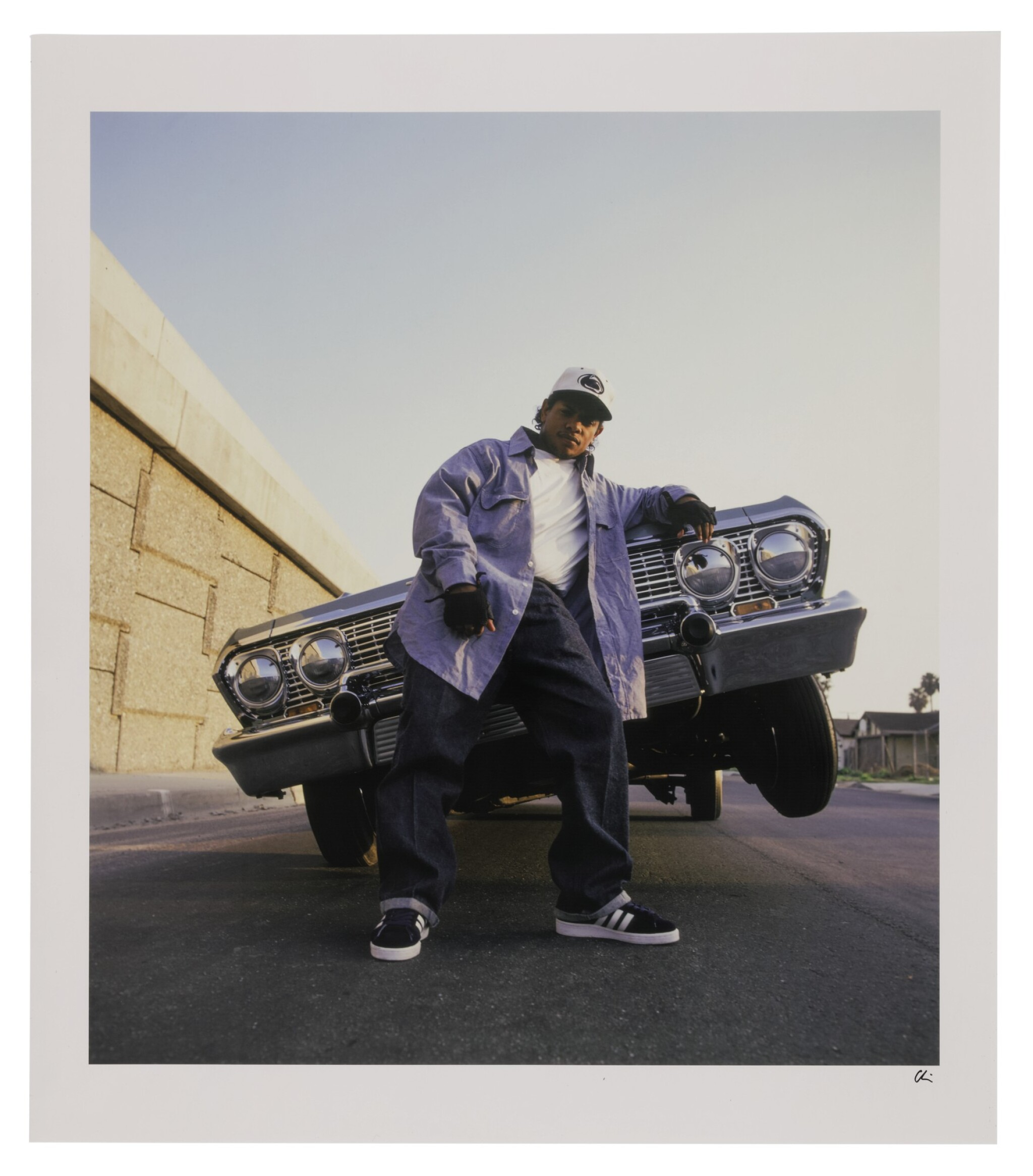 View full screen - View 1 of Lot 101. CHI MODU | Eazy E..