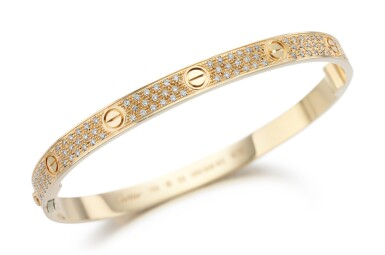 DIAMOND BANGLE, 'LOVE', CARTIER