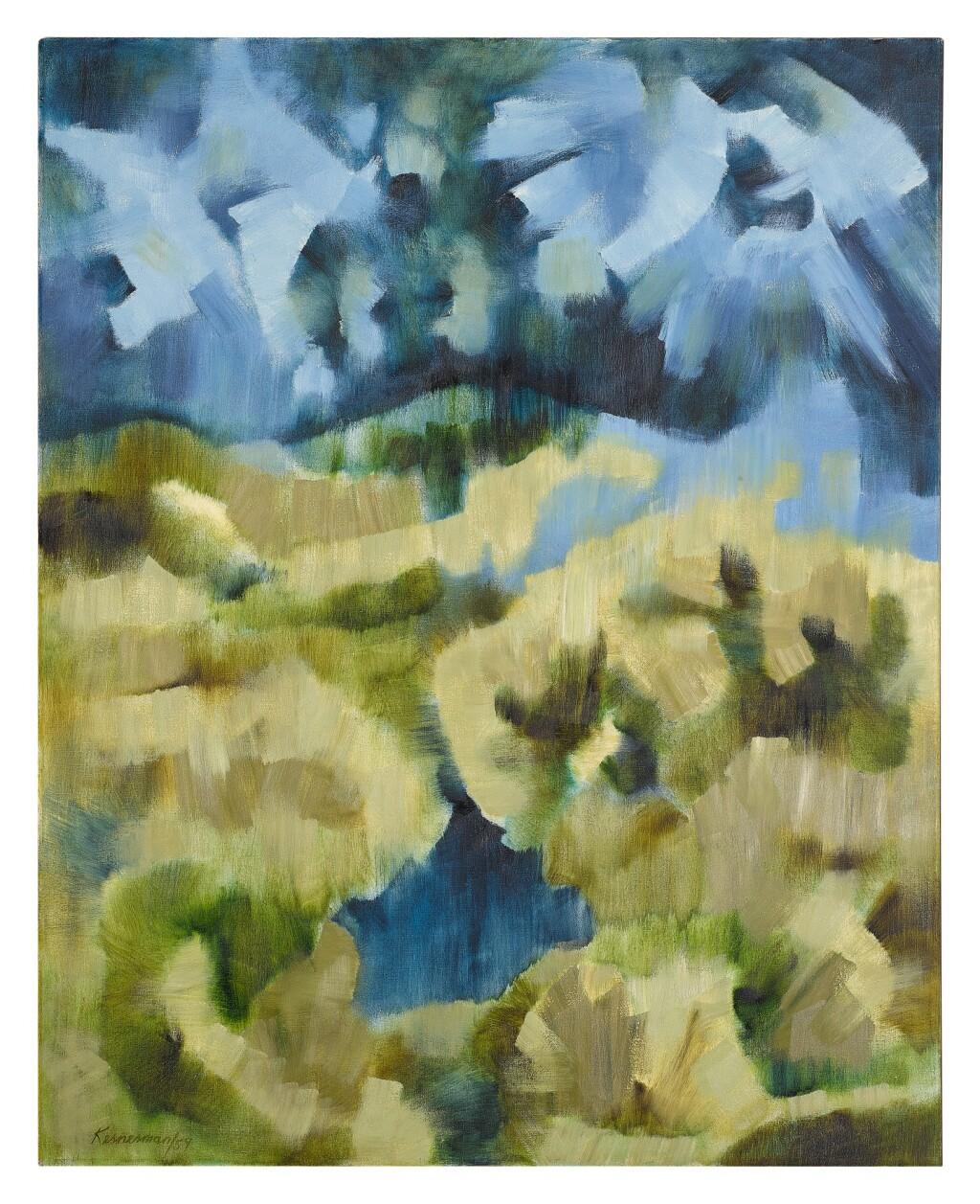 BARRY KERNERMAN | VIEW OF TOLEDO #1
