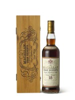 The Macallan 18 Year Old Gran Reserva 40.0 abv 1980  (1 BT70)