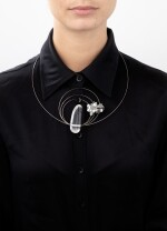 Takis, Necklace [Collier], 'Rock'