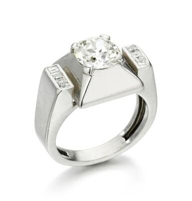 DIAMOND RING | MAUBOUSSIN, 1951