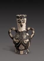 Vase deux anses hautes (A. R. 141)
