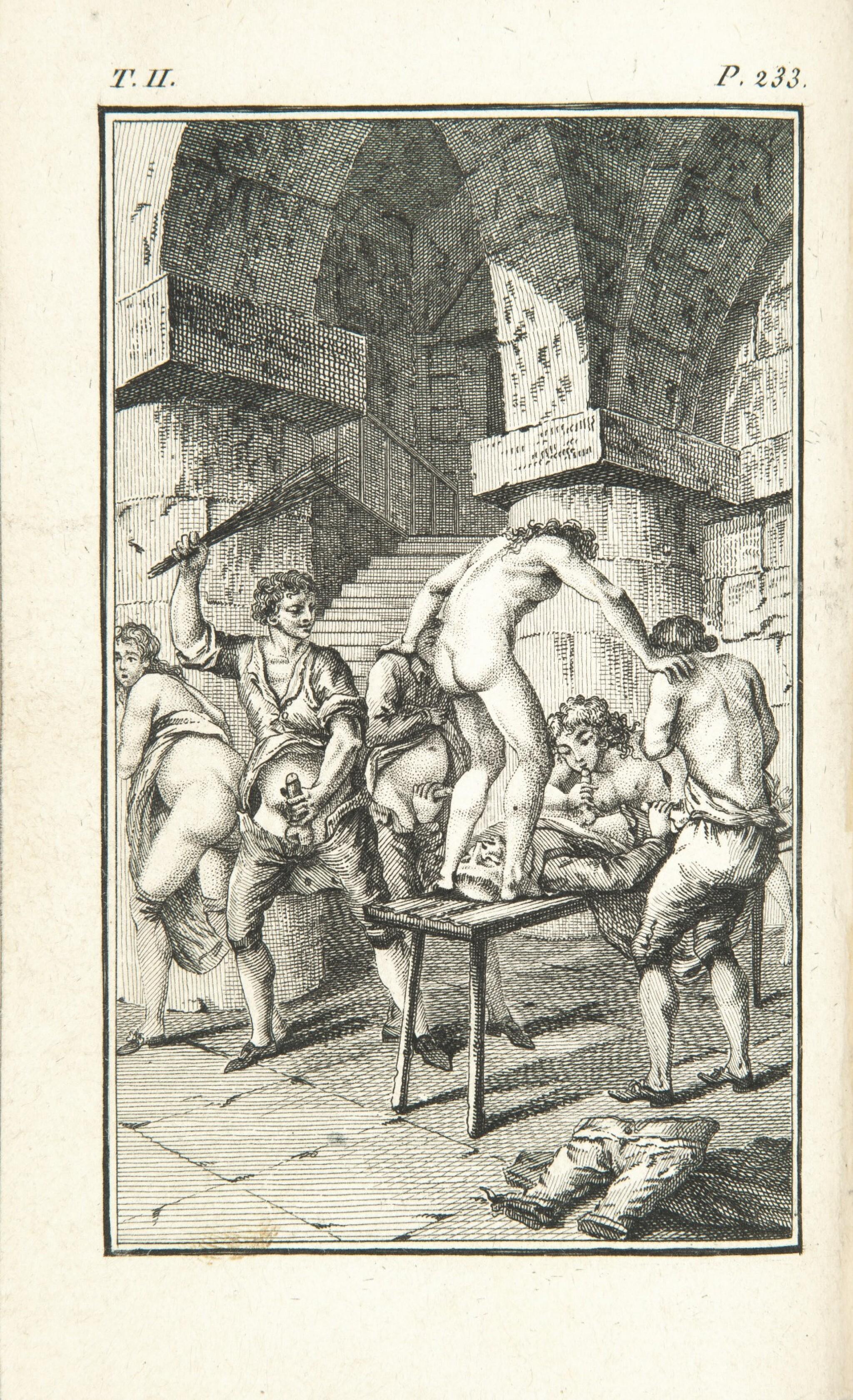 View 1 of Lot 167. SADE. La Nouvelle Justine. Rarissime en rel. érotique.Véritables éditions originales publiées à Paris en 1799 et en 1801.