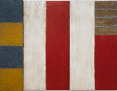 View 1. Thumbnail of Lot 123. SEAN SCULLY | IF .