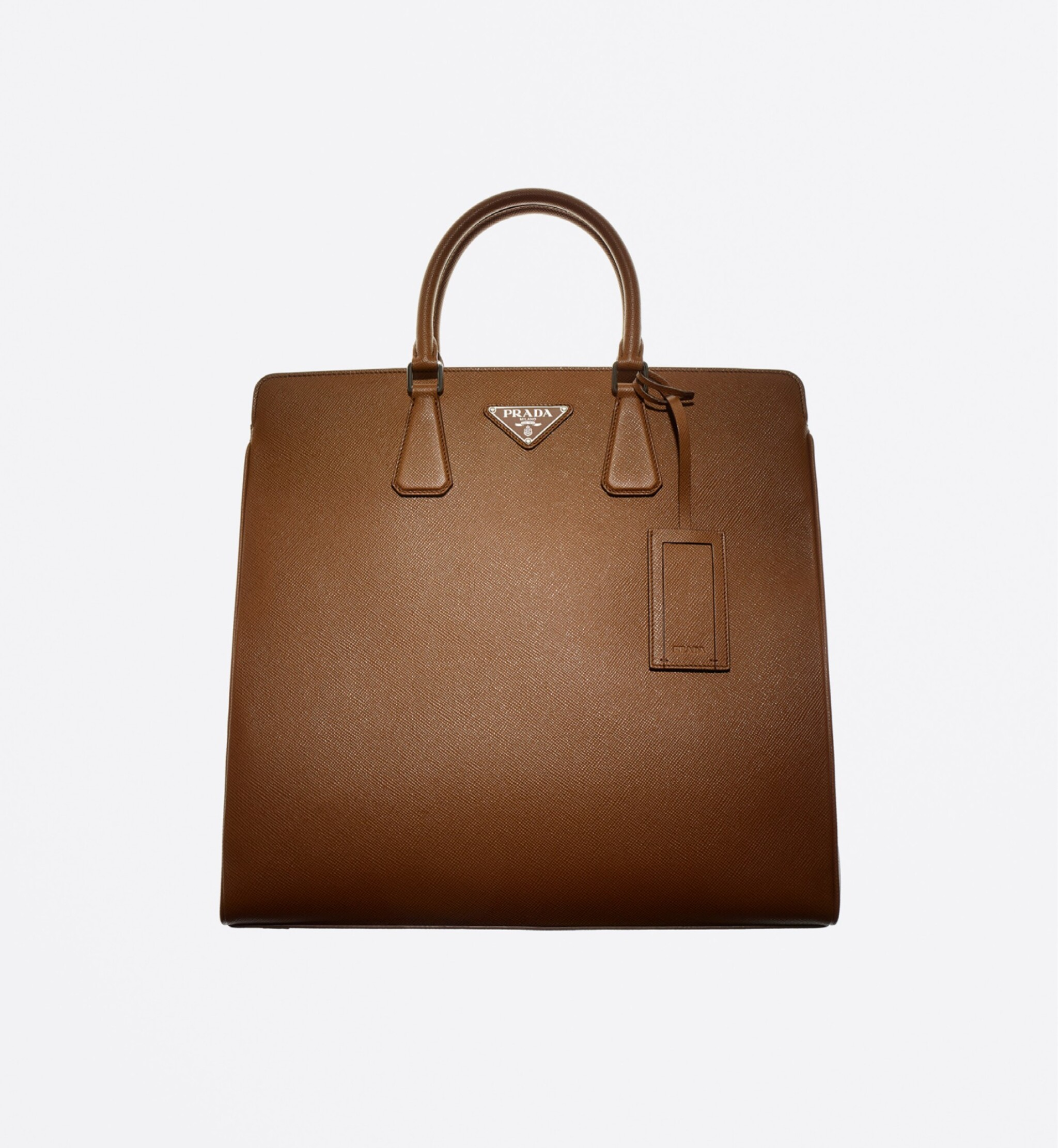 View full screen - View 1 of Lot 55. PRADA | SAFFIANO LEATHER GALLERIA TOTE BAG.