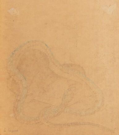 View 5. Thumbnail of Lot 291. Set of three woodblock prints, Japan, Edo-Meiji period.