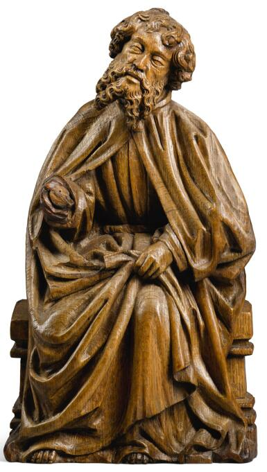 SOUTHERN NETHERLANDISH, 15TH CENTURY | SAINT PETER