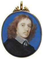 JOHN HOSKINS   PORTRAIT OF SIR THOMAS PEYTON, 2ND BT. (1613-1684), 1648