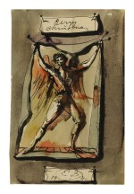 EUGENE BERMAN | MERRY CHRISTMAS 1940