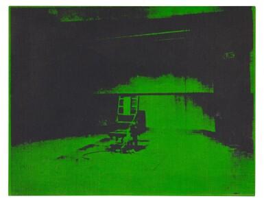 View 1. Thumbnail of Lot 858. RICHARD PETTIBONE | ANDY WARHOL, LAVENDER DISASTER 1964.