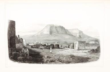 View 1. Thumbnail of Lot 160. Blouet | Expédition scientifique de Morée, 1831-1838, 3 volumes.