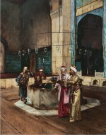 RUDOLF ERNST | AFTER PRAYERS