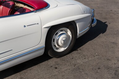 View 48. Thumbnail of Lot 65. 1960 Mercedes-Benz 300SL Roadster.