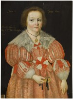 Portrait of Dorothy Coventry, later Lady Packington (1623-1679), when a child