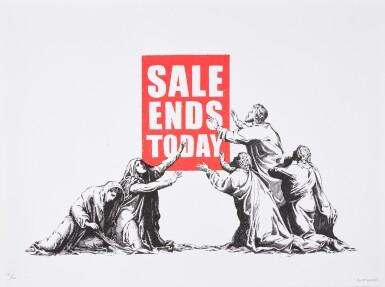 BANKSY | SALE ENDS (V.2)