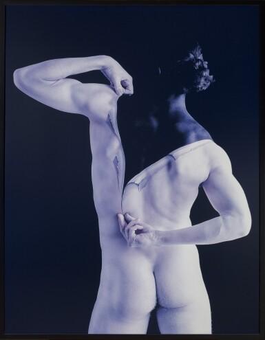 View 1. Thumbnail of Lot 82. Veronica Rubio (Spain) #55, Cuerpos Pintados – Painted Bodies .