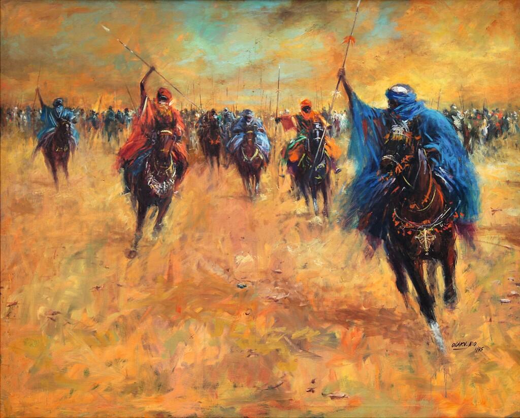 ABIODUN OLAKU | THE CHARGE